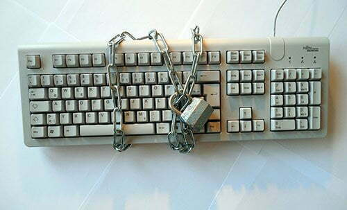 Privacy Policy - Keyboard In Chains