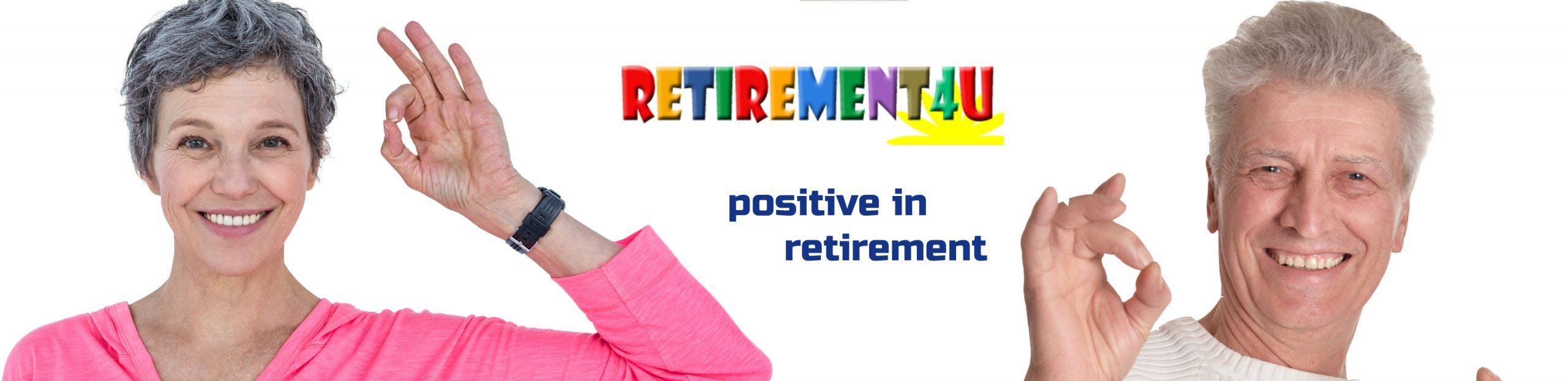 retirement - be positive